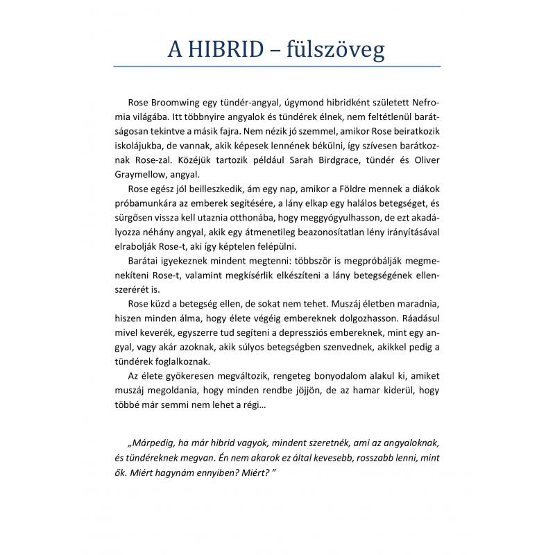 A HIBRID – írta  Czirák Viktóra 2226822a03